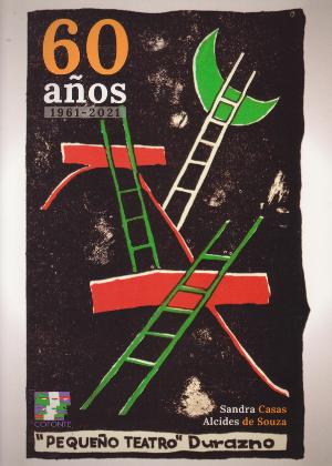 60 años 1961-2021. Pequeño Teatro Durazno